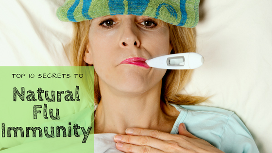 Top 10 Secrets to Natural Winter Immunity by Honestly Natural