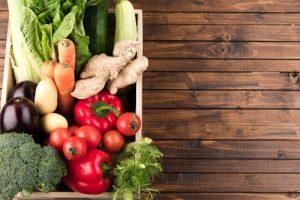 organic farm boxes