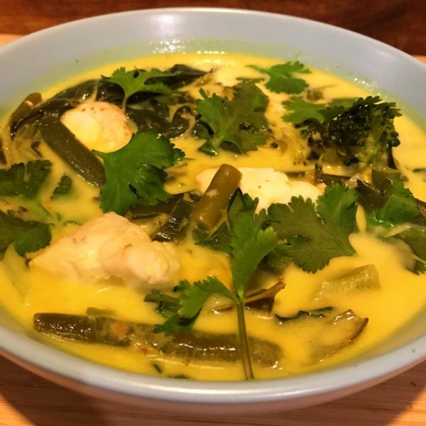 Healing Fish Soup