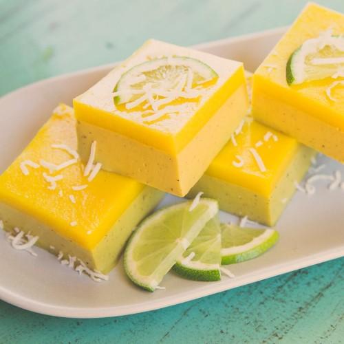 Creamy Mango Probiotic Gummies