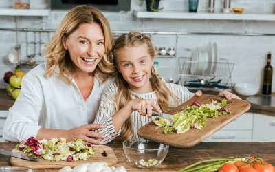 3 fun and healthy recipes to cook with your kids