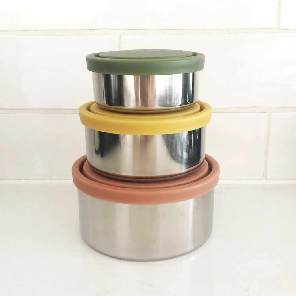 Ever Eco Stainless Steel Containers