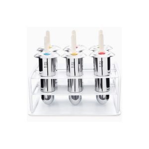 Onyx stainless steel popsicle maker