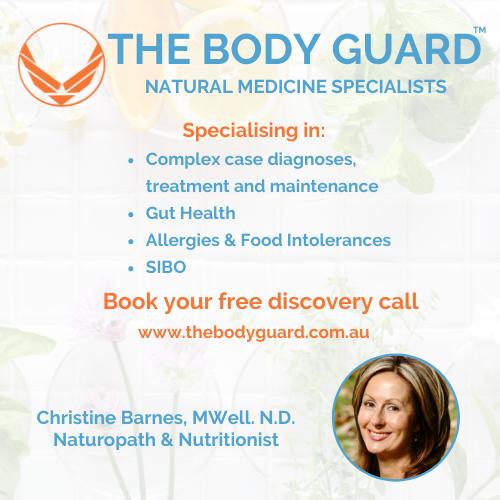 Christine Barnes – The Body Guard – Complex Case Specialist